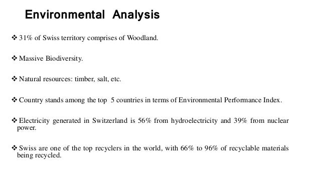 environmental analysis in hotel industry Notes for preparation of environmental impact assessment report  industry category shall be stated  conclusion and suggestions shall include analysis results.