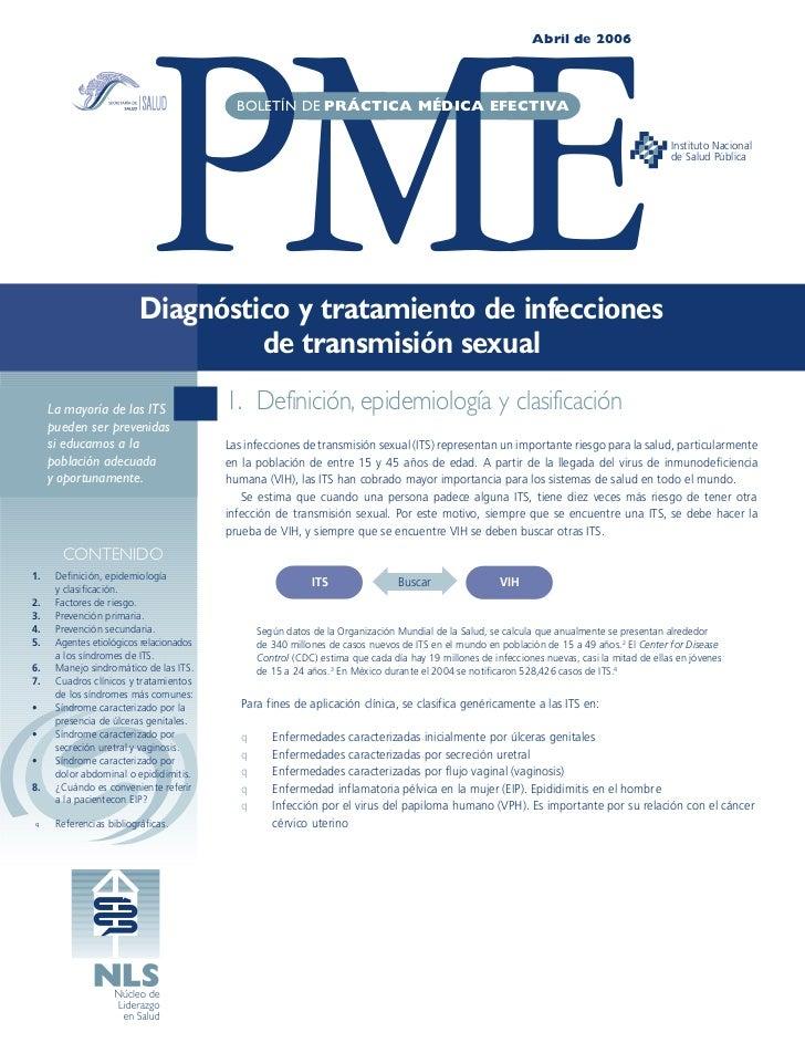 Abril de 2006                           PME             BOLETÍN DE PRÁCTICA MÉDICA EFECTIVA                          Diagn...