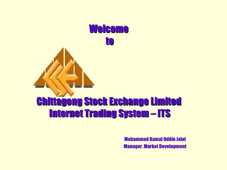 Internet trading systems ltd