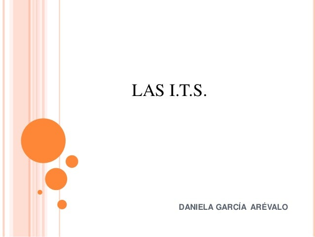 LAS I.T.S.  DANIELA GARCÍA ARÉVALO