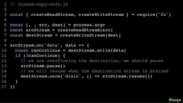 createwritestream node js