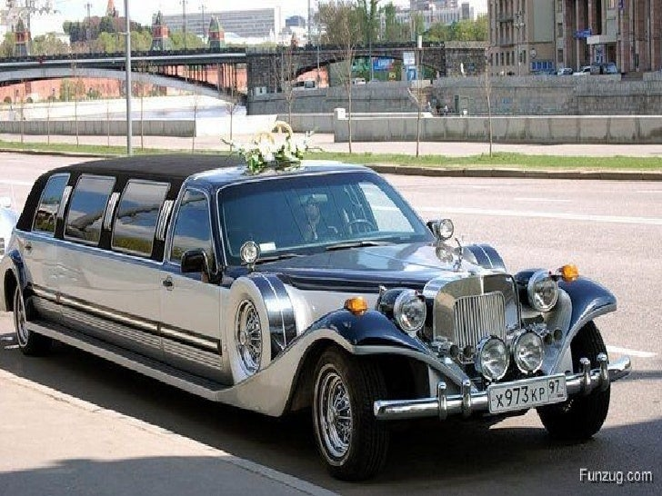 Its All About Limousines Slide 1