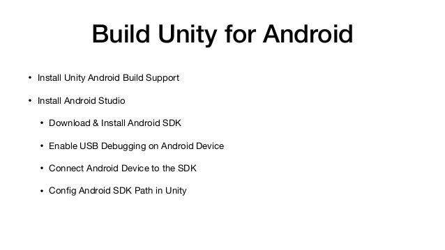 Unity Ios Sdk