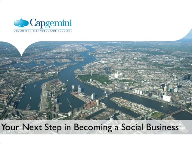 Your Next Step in Becoming a Social Business