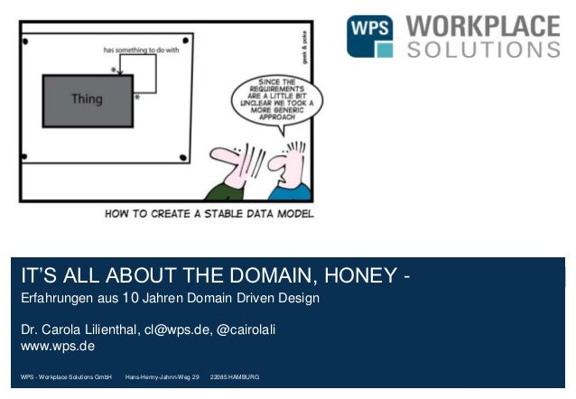 WPS - Workplace Solutions GmbH //// Hans-Henny-Jahnn-Weg 29 //// 22085 HAMBURG IT'S ALL ABOUT THE DOMAIN, HONEY - Erfahrun...