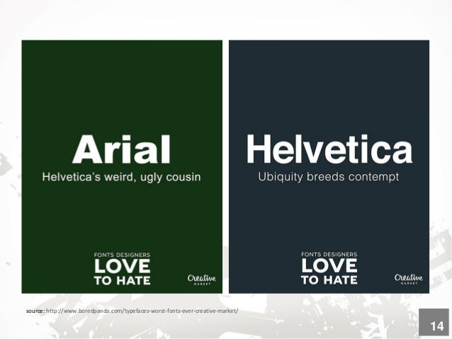 source: http://www.creativebloq.com/typography/5-embarrassing-examples-bad- kerning-91412894 15 source: http://www.buzzfee...