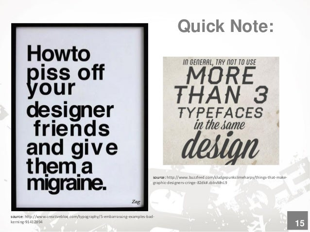 Image source: http://visual.ly/10-commandments-typography 16
