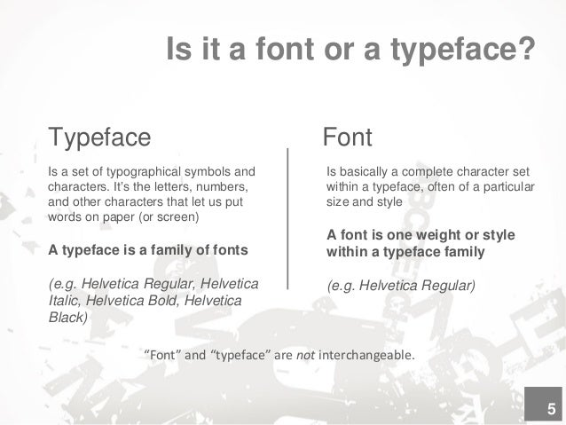 Classifications: Source: http://www.urbanfonts.com/blog/2013/02/serif-vs-sans-the-final-battle/ 6 There are different ways...