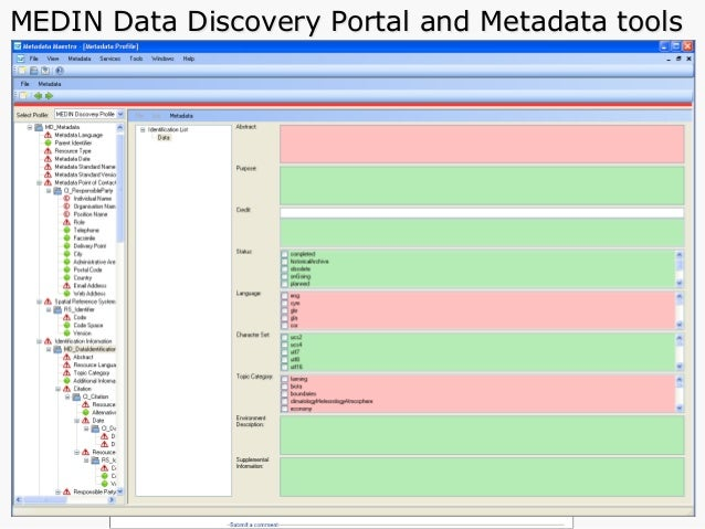 A simple interface designed for UK academia to run queries to discover metadata for spatial datasets, and to locate geogra...