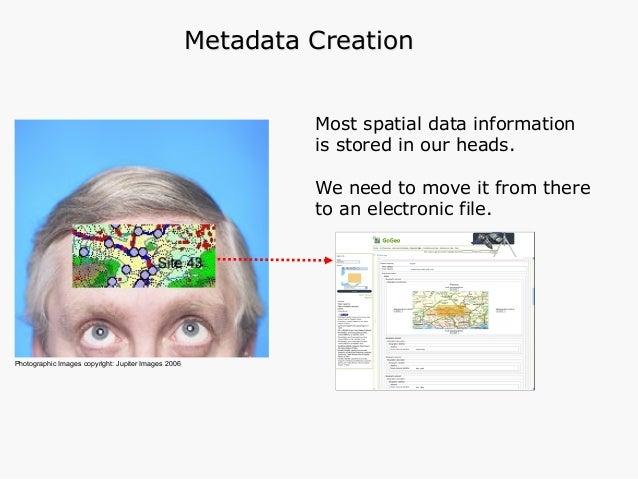 Geodoc Metadata Editor Tool