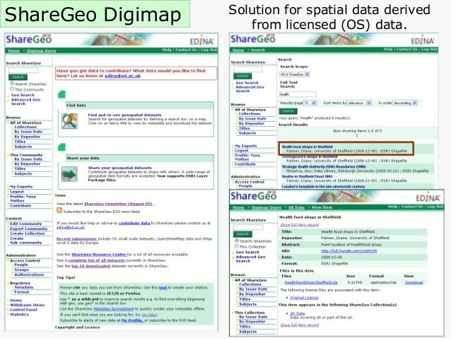 Geospatial Metadata and Spatial Data: It's all Greek to me!