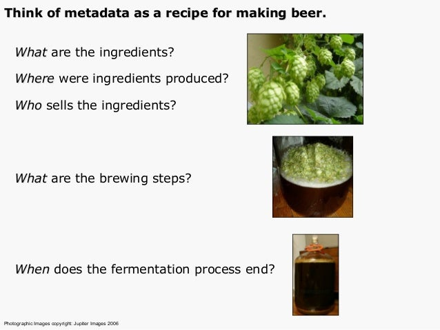 What are the ingredients? Where were ingredients produced? Who sells the ingredients? What are the brewing steps? When doe...