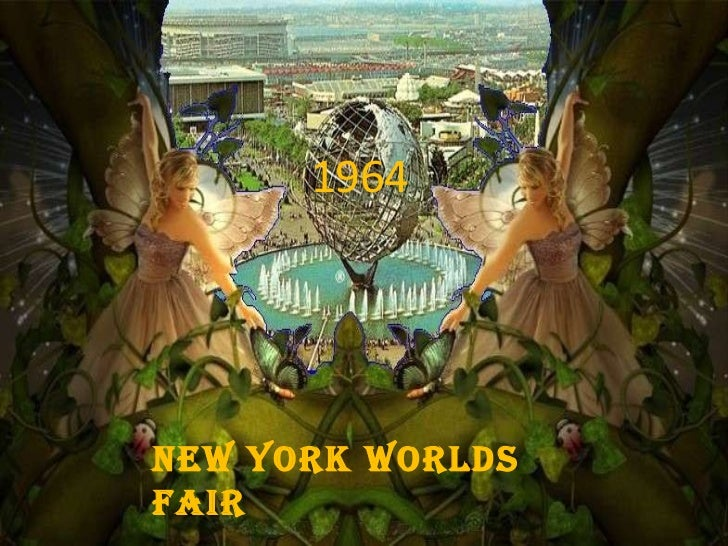 1964 New York Worlds Fair