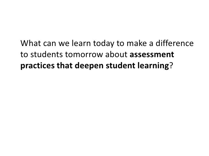 What can we learn today to make a difference to students tomorrow about engaging and motivating learners?<br />