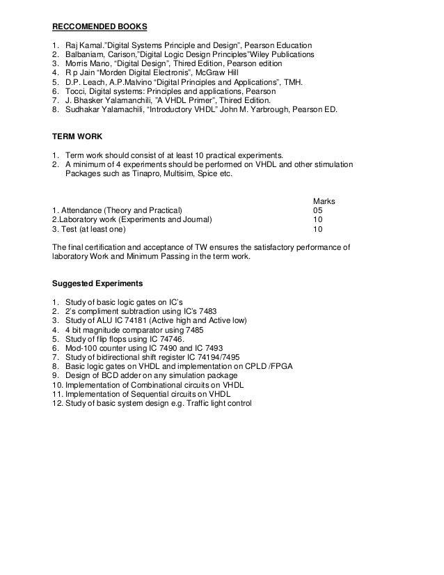 Mumbai university be it sem 3 syllabus testability 9 malvernweather Image collections