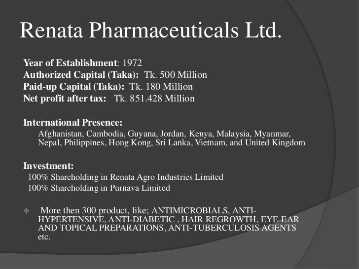 an analysis of the pharmaceutical industry Introduction the team picked two indian pharmaceutical companies based on their market capital and presence in the  pharma industry financial analysis.