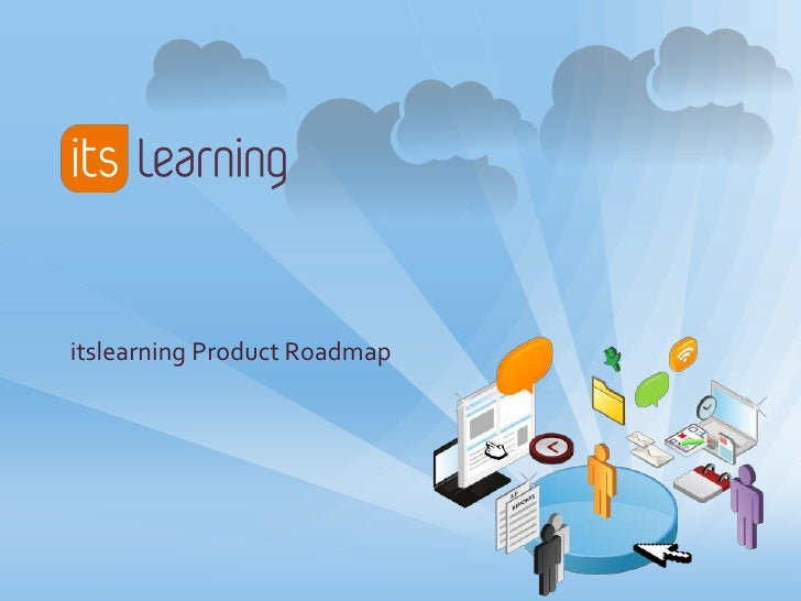 Itslearning product roadmap for Itslearning