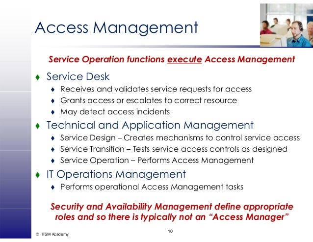 Service Desk Management Roles And Responsibilities Whitevan