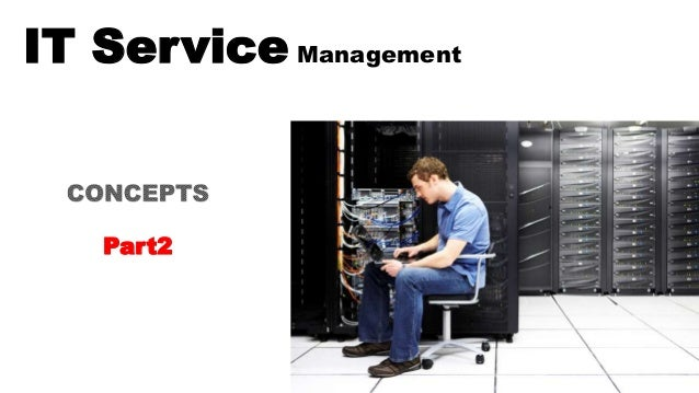 IT Service Management Part2