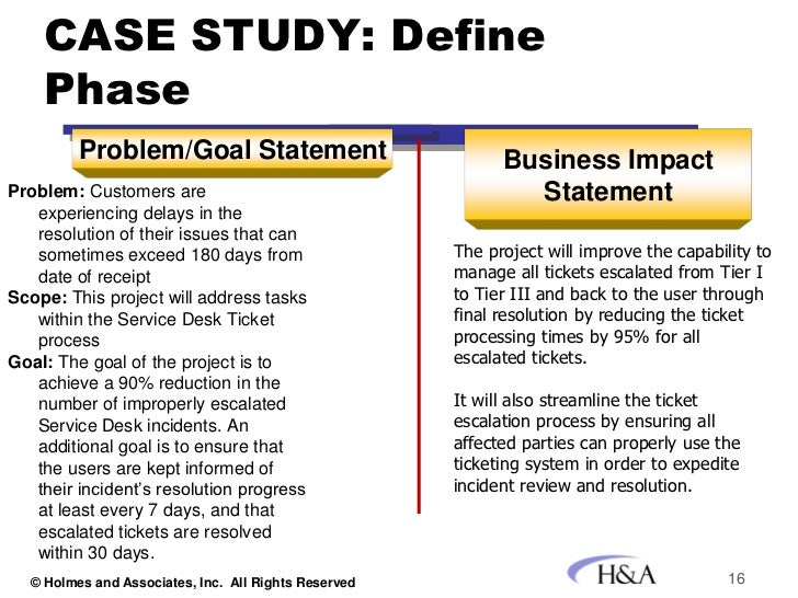 Case Study  Using Process Automation in CA Service Catalog to Deliver