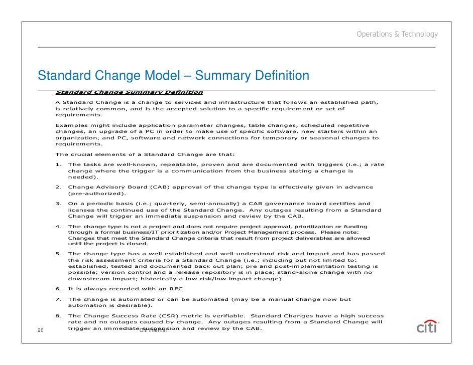 Change advisory board template eliolera implementing itil change management pronofoot35fo Choice Image