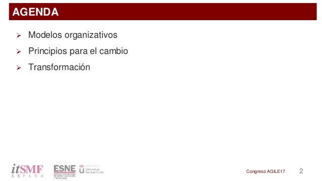 [es] Impacto de Agile en los modelos organizativos tradicionales Slide 2