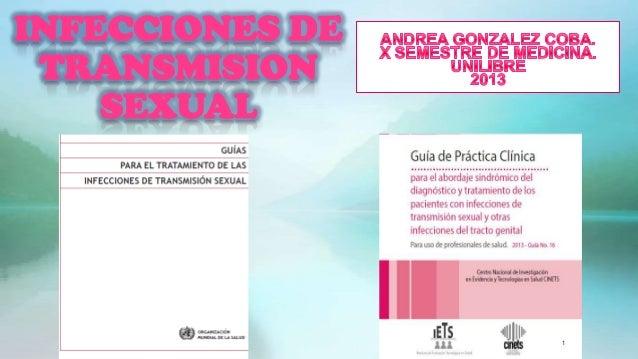 INFECCIONES DE TRANSMISION SEXUAL  1