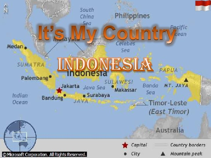 Where is Indonesia? Where is The Capital City? Where is Bali? Indonesia General Information Food and Drink Social Custom G...