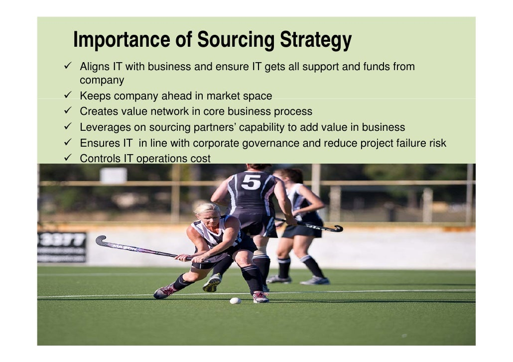 sourcing strategy Cooper follows a strategic sourcing process to optimize our supply chain activities by coordinating and leveraging the purchasing and procurement of commodities from a select group of preferred suppliers cooper strategic sourcing provides a cohesive inbound supply chain that maximizes the value.