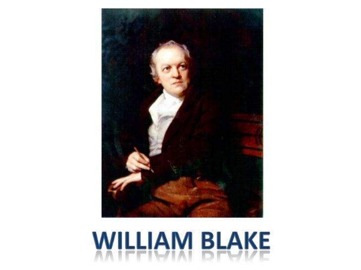 William blake<br />