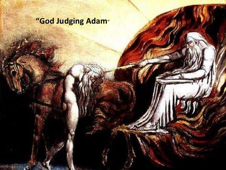 """God Judging Adam""<br />"
