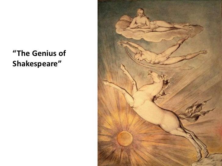 """The Genius of Shakespeare""<br />"