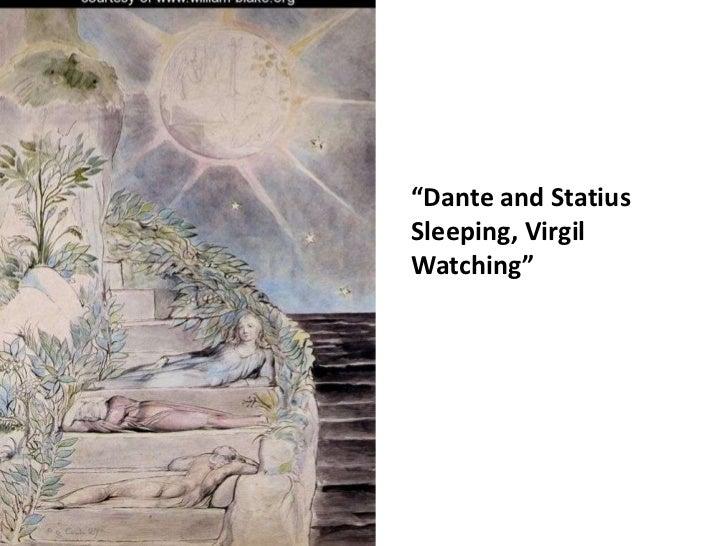 """""""Dante and Statius Sleeping, Virgil Watching""""<br />"""