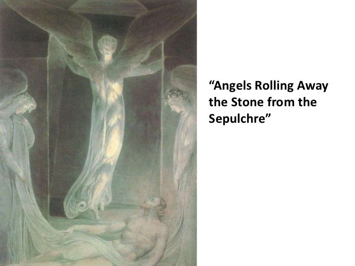 """""""Angels Rolling Away the Stone from the Sepulchre""""<br />"""
