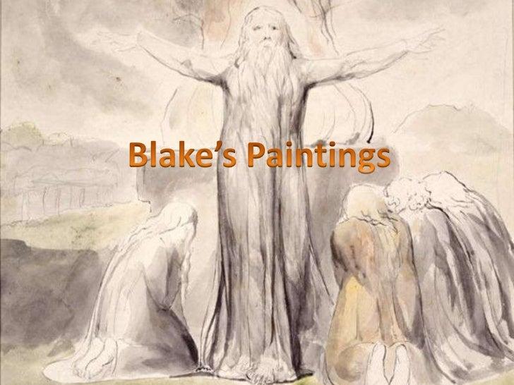 Blake's Paintings<br />