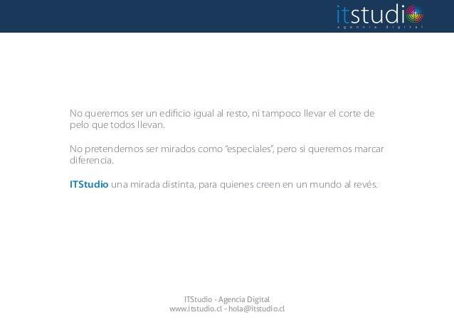 ITStudio.cl - Brochure servicios 2014 Slide 2