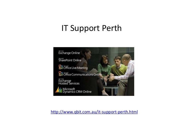 IT Support Perthhttp://www.qbit.com.au/it-support-perth.html
