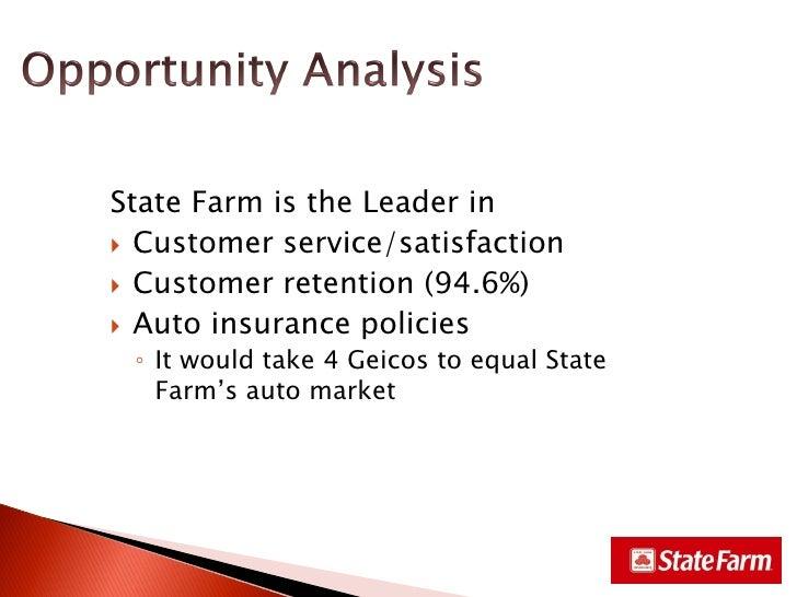 customer service state farm