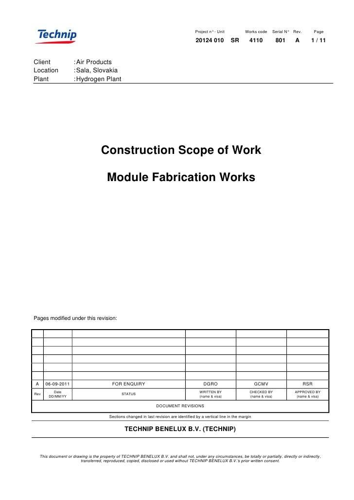 Project n° - Unit           Works code     Serial N°   Rev.         Page                                                  ...