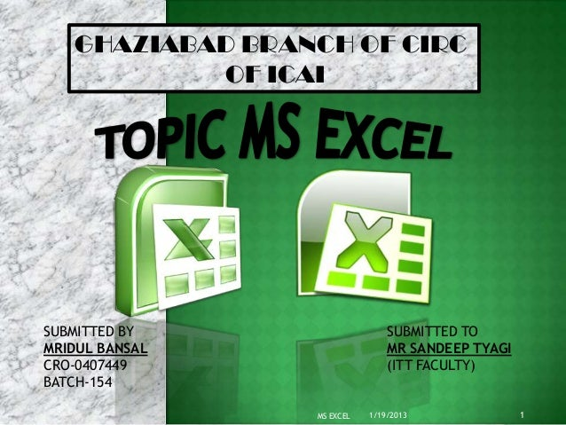 Microsoft excel course – online training   updated january 2019.