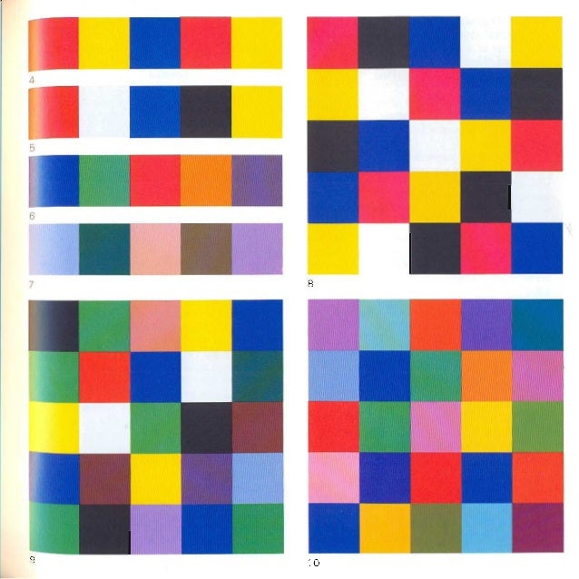 The Elements Of Color : Itten johannes the elements of color