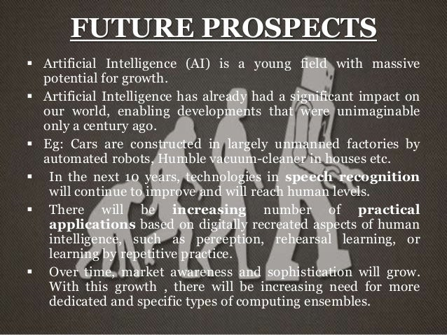 Artificial intelligence the future of america