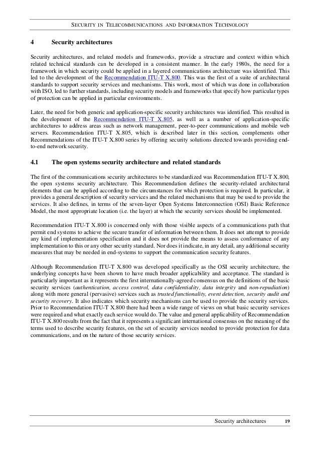 Interrelationships of information technology - Term paper Sample