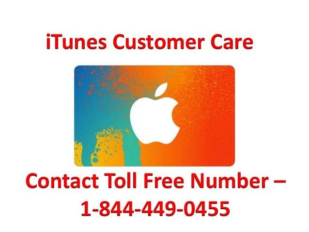 Itune customer service phone number