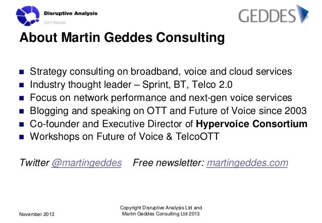 New Opportunities in Voice and Messaging workshop - ITU Telecom World 2013 Slide 3