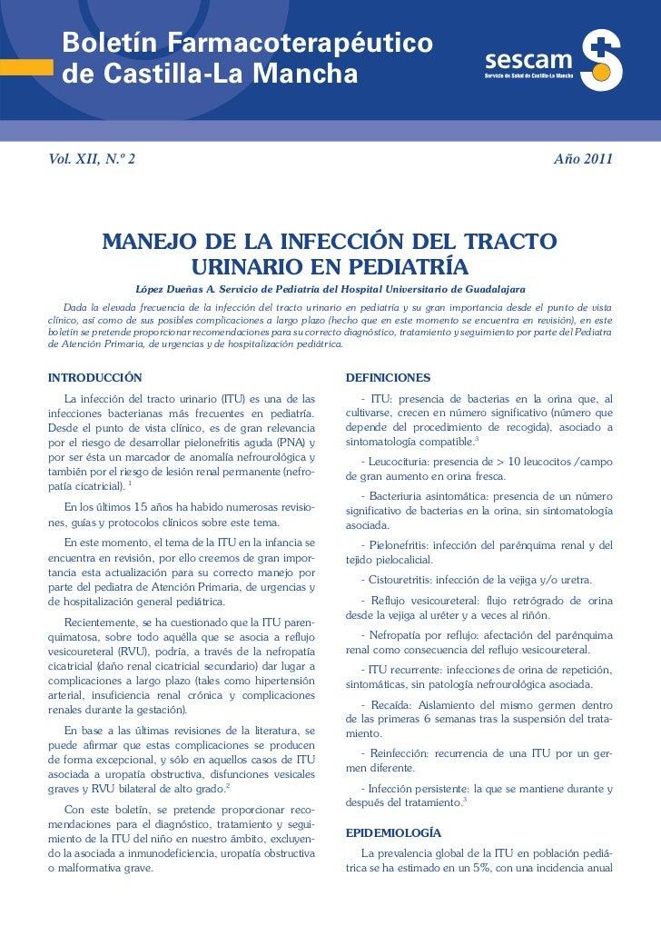 Boletín Farmacoterapéutico   de Castilla-La ManchaVol. XII, N.º 2                                                         ...