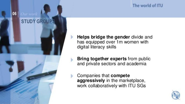 06 Our work  STUDY GROUPS  Helps bridge the gender divide and  has equipped over 1m women with  digital literacy skills  B...