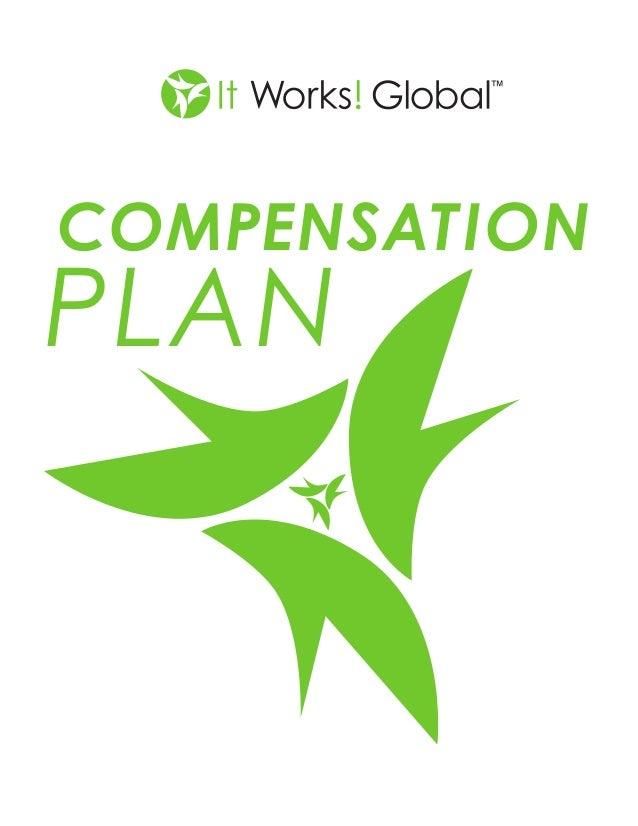 It Works Independent Distributor Compensation Plan Body Wraps Center