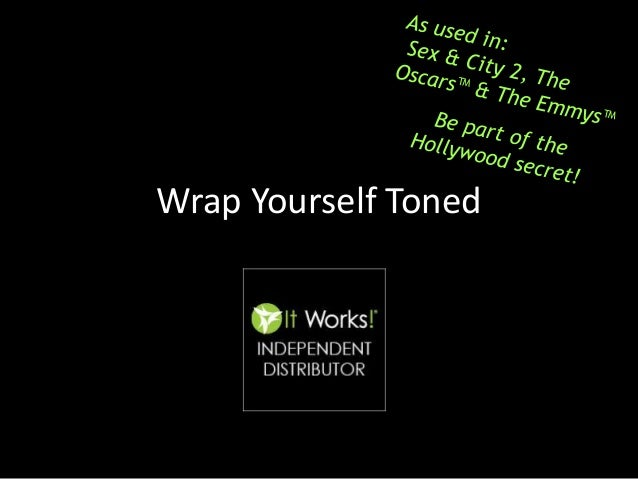 Wrap Yourself Toned