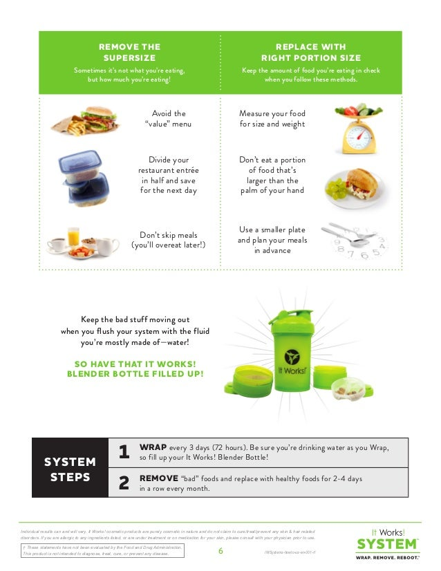 Ingredients Nature S Measure Weight Control